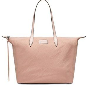 NWT Rebecca Minkoff Washed Nylon Tote Bag